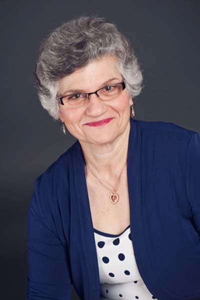 Adele S. Busch portrait