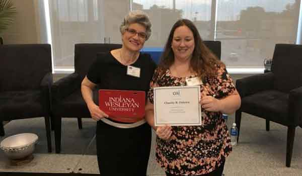 Adele S. Busch and Donna Meiser Indiana Wesleyan University